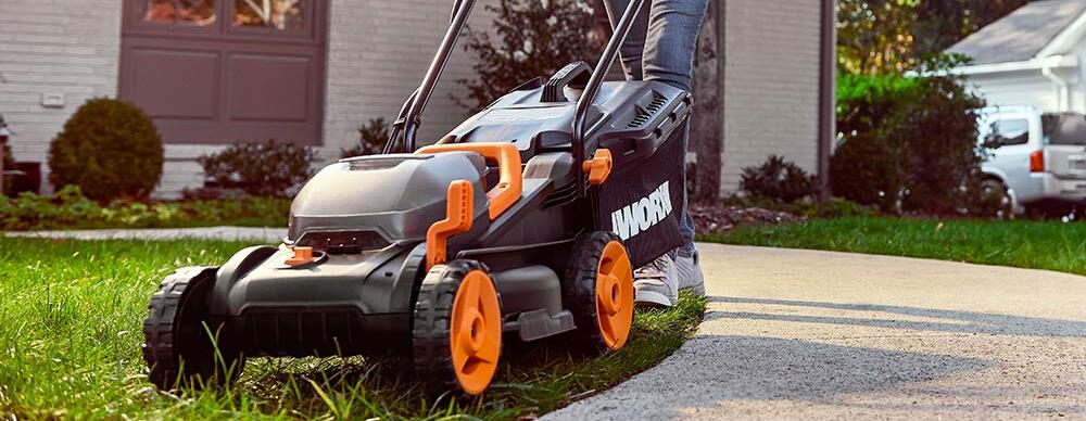 Worx WG779 Review - 3 in 1 Lawn Mower from Worx