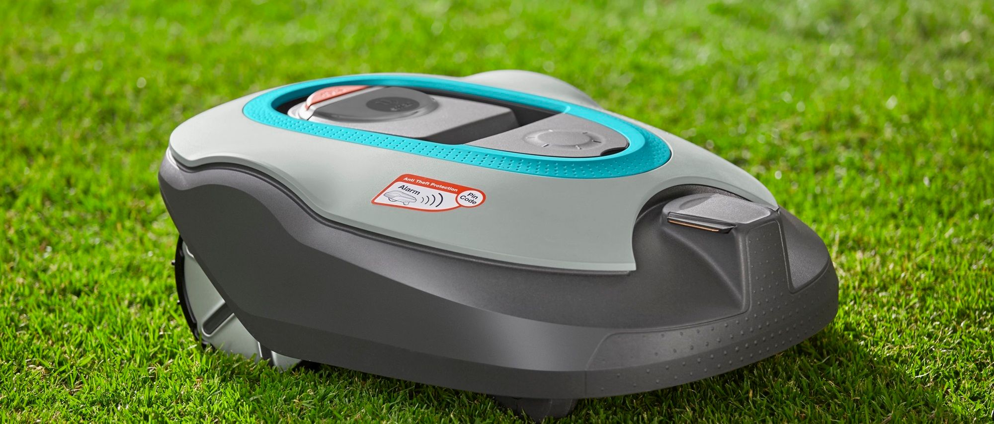 Gardena R80LI Review (4069) - Gardena Robotic Lawn Mower