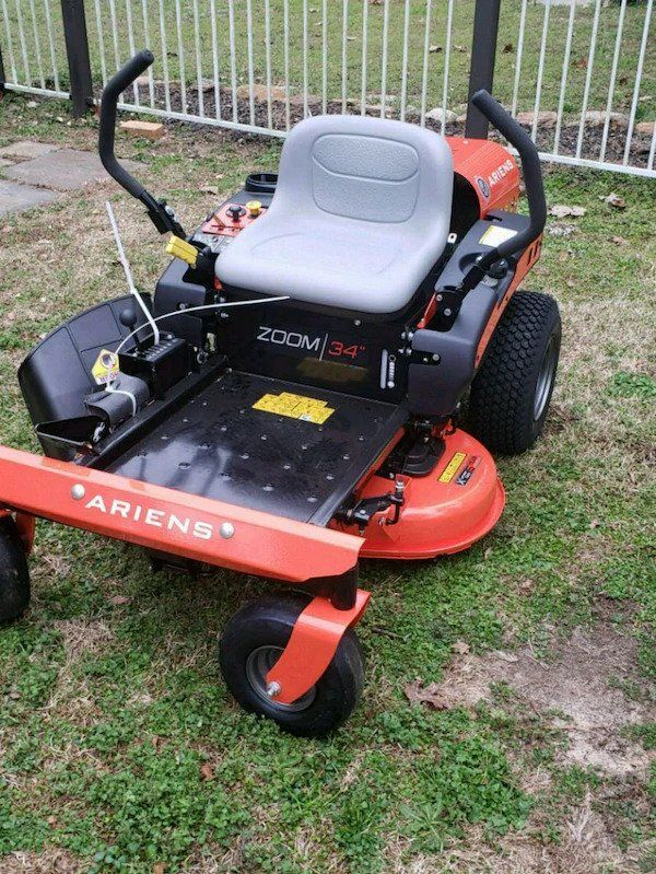 Ariens Zoom 34 Zero Turn Mower Review - Any good?