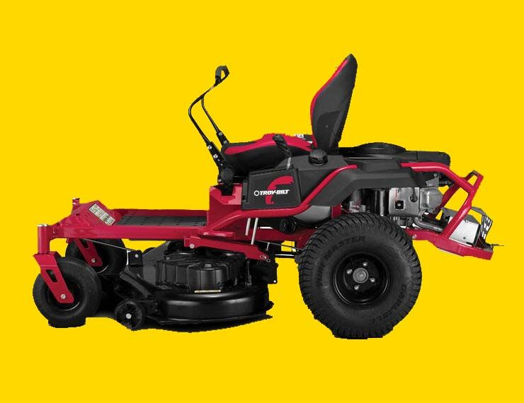 Troy-Bilt Mustang 54 Review