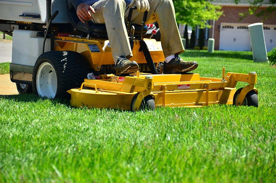 Best Zero Turn Lawn Mowers in 2020 (For hills & budget)