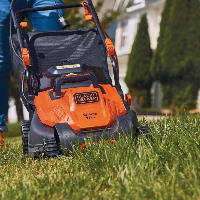 Black+Decker BEMW482BH Review - Best Black & Decker lawn mower?