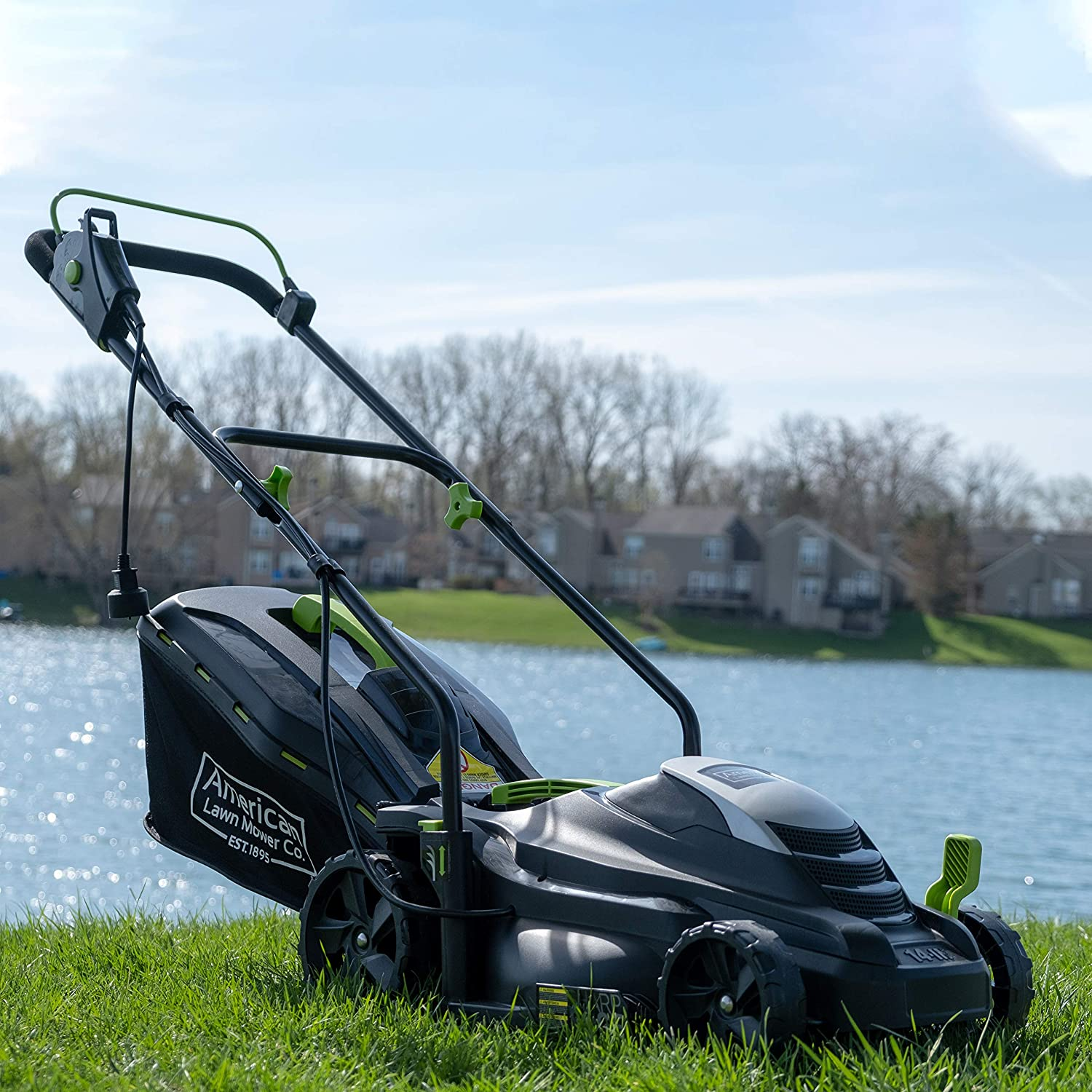 American Lawn Mower Company 50514 Review - Should you get one?