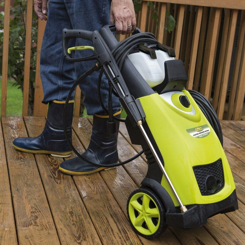 Best Electric Pressure Washers in 2020 (Comparison tool & Buying guide)