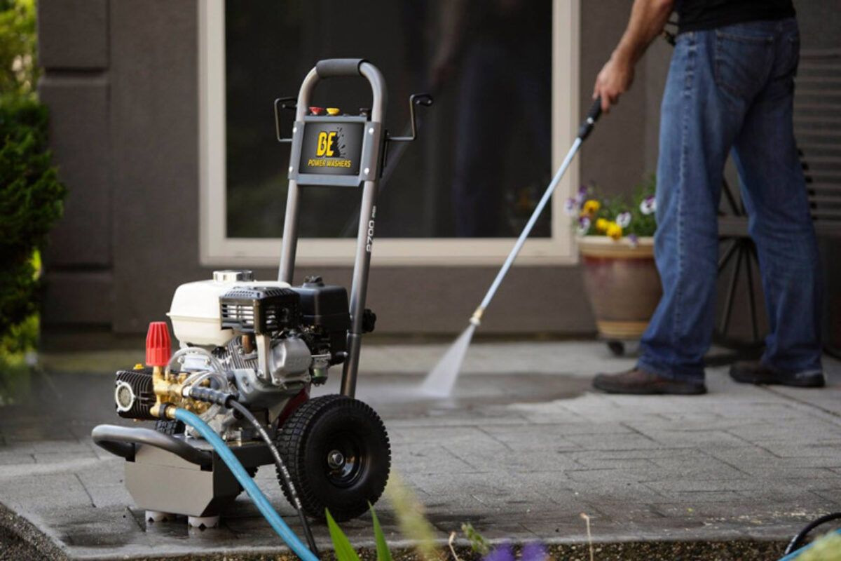 Best Pressure Washers in 2020 - We tested them all!