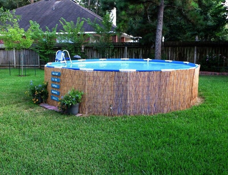 Best Above Ground Pools for Small Backyards